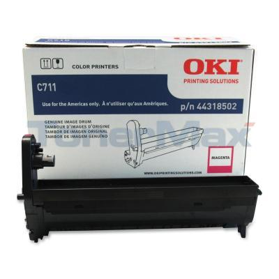 OKI C711 IMAGE DRUM MAGENTA